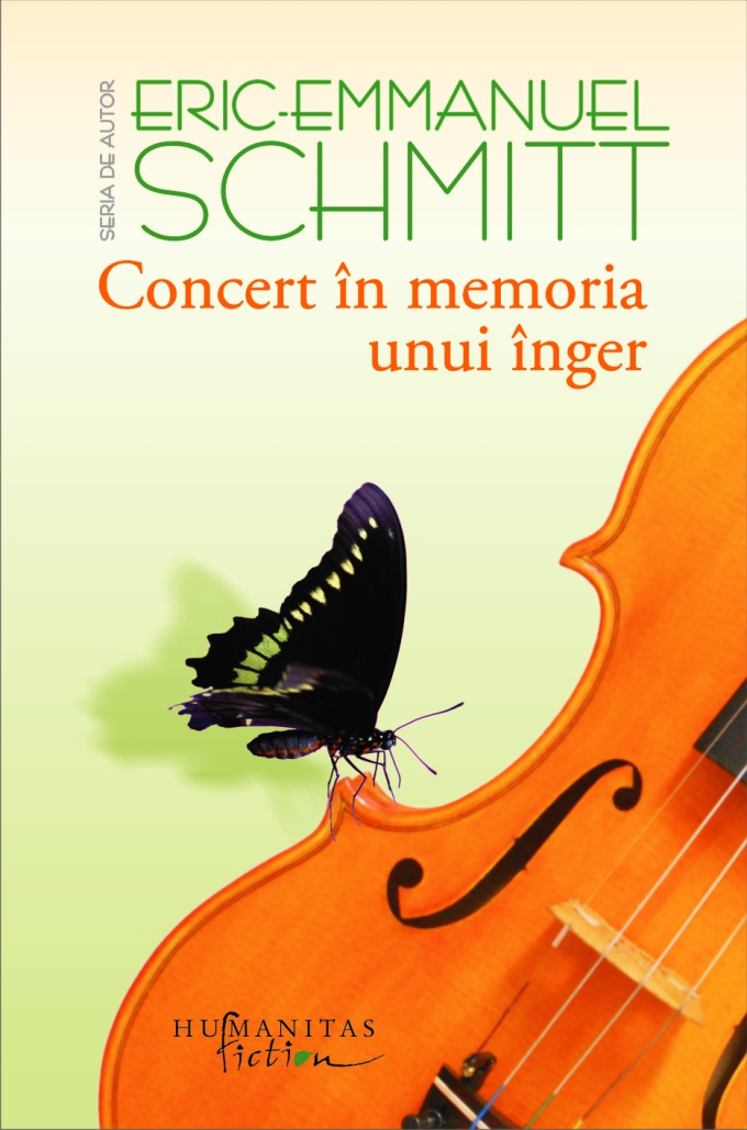 Recenzie Concert în memoria unui înger de Eric Emmanuel-Schmitt